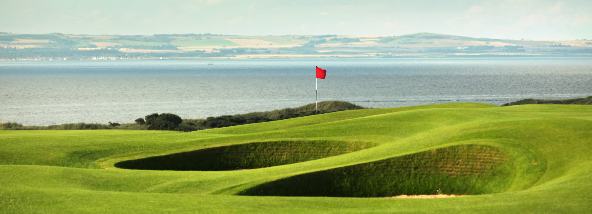 Muirfield 11th Green