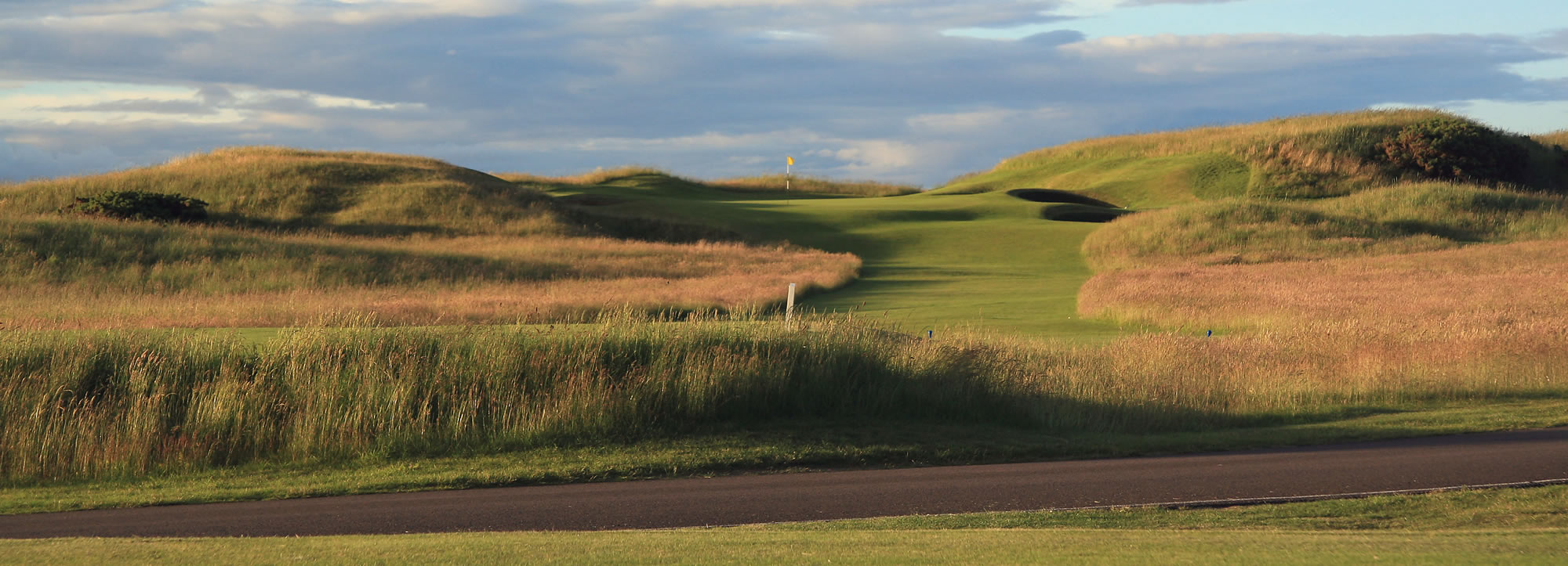 Muirfield 13th Tee