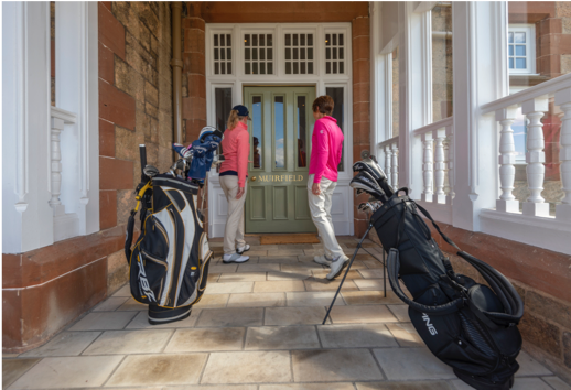 Honourable Company of Edinburgh Golfers welcomes women members for first time